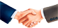 "Please click the ""Hand Shake"" icon to contact owner directly to start your own negotiation"