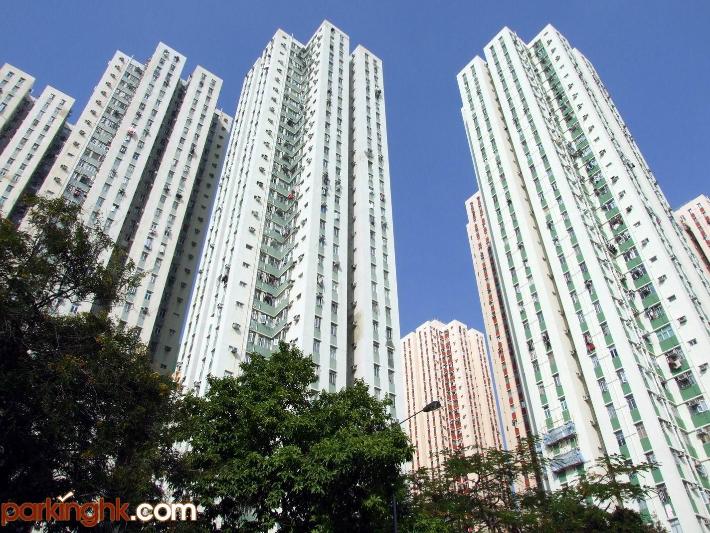 九龍灣車位 宏光道  麗晶花園 停車場 香港車位.com ParkingHK.com