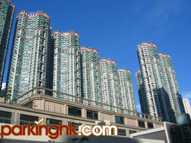 將軍澳車位 欣景路 新都城 2期 停車場 香港車位.com ParkingHK.com