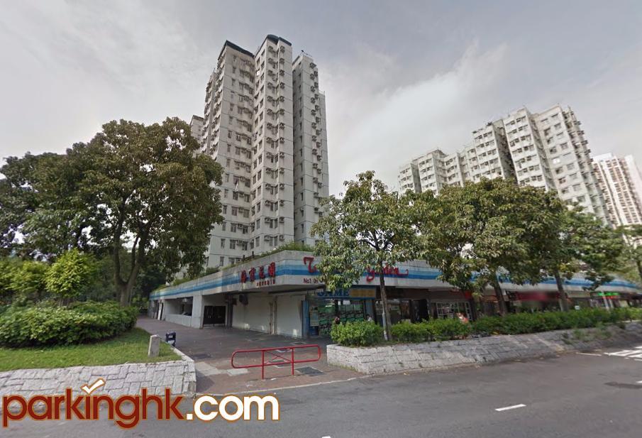 大埔車位 安慈路 海寶花園 停車場 香港車位.com ParkingHK.com