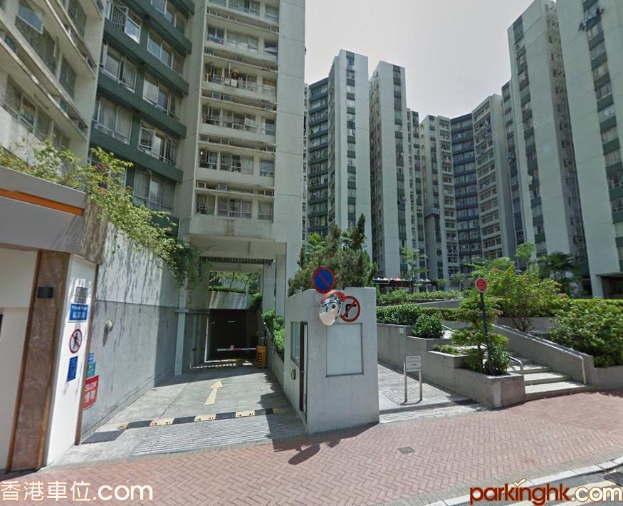 紅磡車位 必嘉街 黃埔花園 3期 停車場 香港車位.com ParkingHK.com