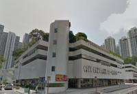 Sha Tin Car Park Space  Ngan Shing Street 1  Fortune City One  building view 香港車位.com ParkingHK.com