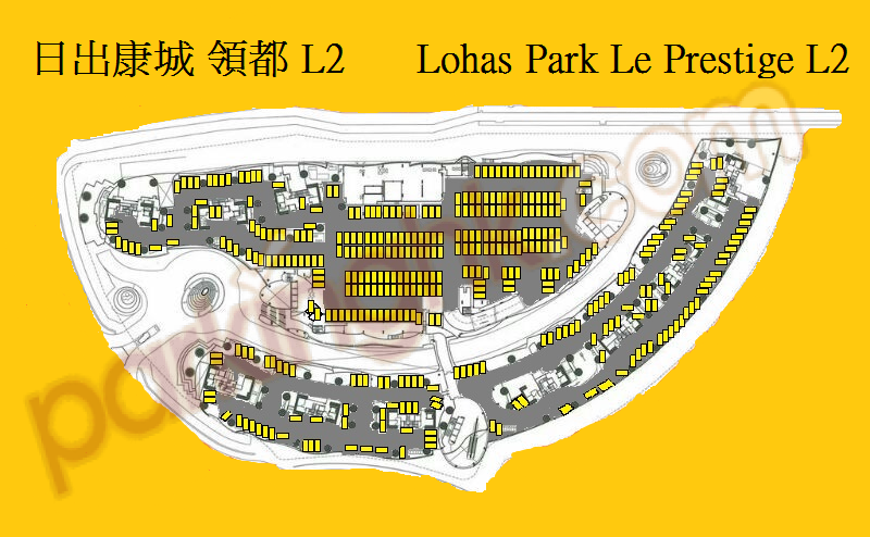 lohas park le prestige carpark for rent. Black Bedroom Furniture Sets. Home Design Ideas