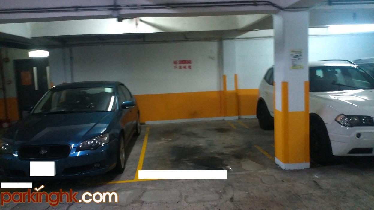pok fu lam car park space pok fu lam gardens car park