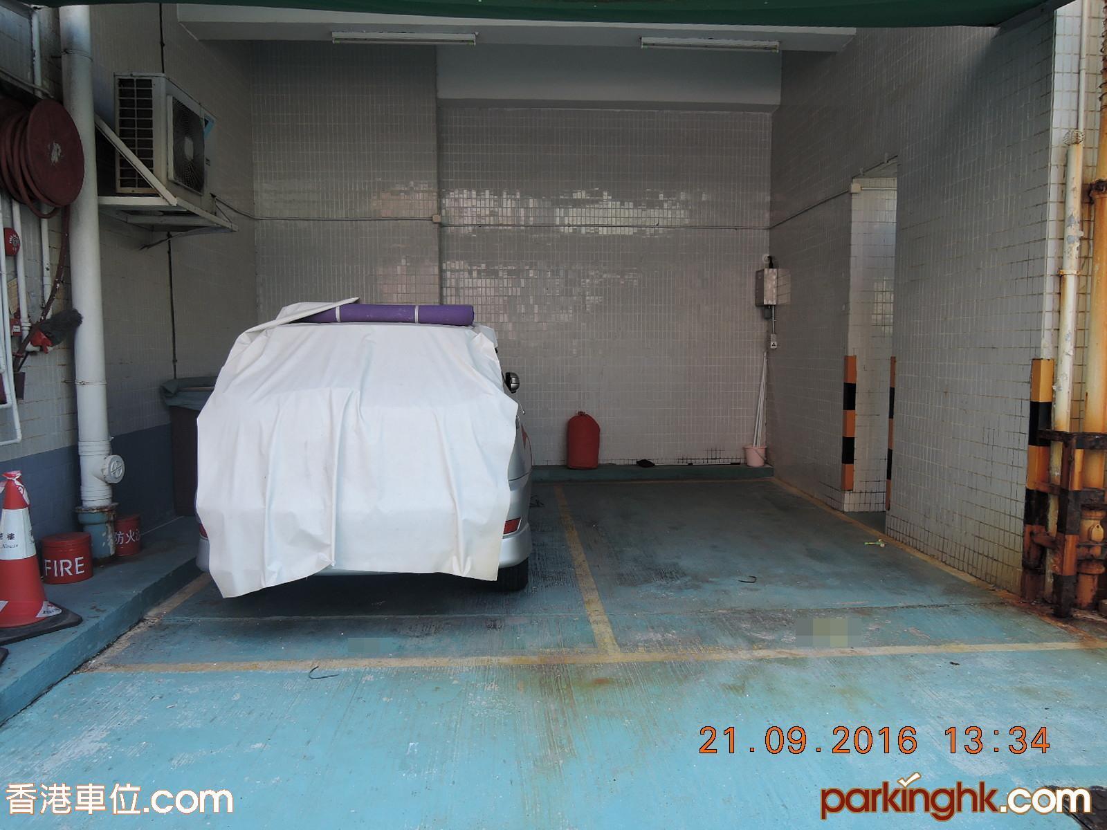 柴灣車位 永平街 新德樓 車位 圖片 香港車位.com ParkingHK.com