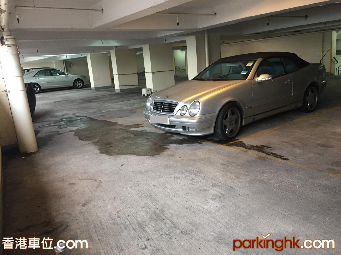 堅尼地城車位 域多利道 麗景大廈 車位 圖片 香港車位.com ParkingHK.com