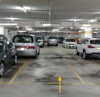 將軍澳車位 欣景路 新都城 2期 車位 圖片 香港車位.com ParkingHK.com